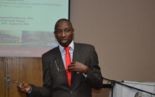 Dr Olawumi D. Awolusi