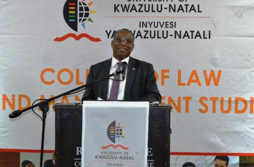 Mr Daniel Mminele- Deputy Governor South African Reserve Bank