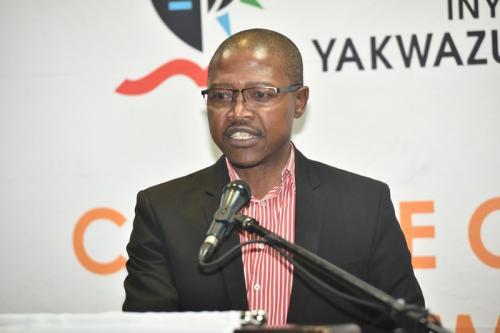 Mr Simiso Magagula - Head of Department  KZN Provincial Treasury