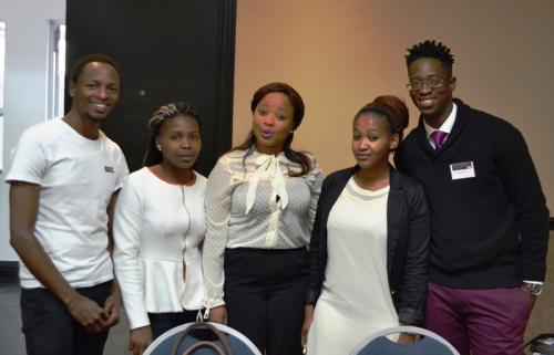 Postgraduate students attending BMC